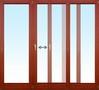 Emelő-toló ajtó